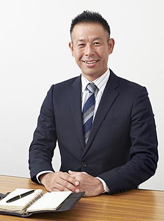 代表取締役 西原芳博